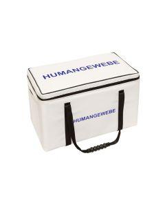 Versapak Labortasche für den Transport von Humangewebe, Amputate oder Organe