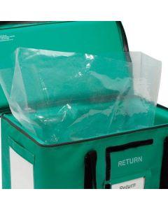 Seitenfaltenbeutel für Versapak Labortaschen