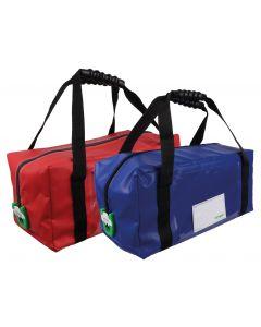 Versapak Hartgeldtasche KTH1 in rot und blau