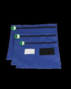 Versapak Postkuvert VCF in blau