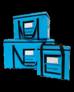 Versapak Labortaschen mit antimikrobieller Oberflächenbeschichtung