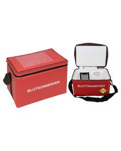 Versapak Bluttransporttaschen für jegliche Blutprodukte
