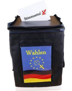 Versapak faltbare Wahlurne, die richtige Lösung für faire Wahlen