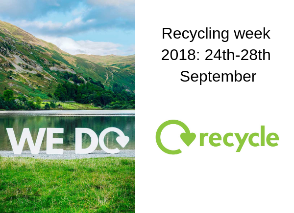 Recycling week 2018