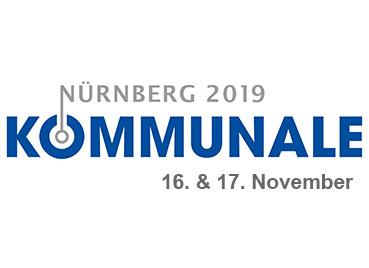 Versapak auf der Kommunale 2019 in Nürnberg